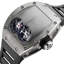 Richard Mille Titanium 50mm Automatic RM053 new