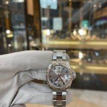Rolex Datejust 31 Aço 31mm Prata