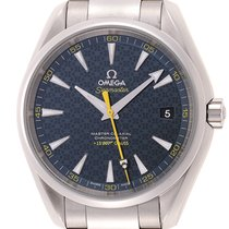 Omega Seamaster Aqua Terra Otel 41.5mm Albastru