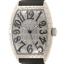 프랭크 뮬러 중고시계 자동 42mm 은색