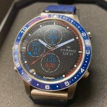 Garmin Titanium 46mm Quartz 010-02006-07 new