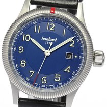 Hanhart Steel 42mm Automatic 762.270-0010 pre-owned