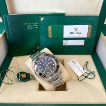 Rolex Sea-Dweller Deepsea Steel 44mm Blue No numerals United States of America, New Jersey, Totowa