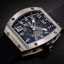 Richard Mille Titanium 37.8mm RM 005 pre-owned United States of America, New York, New York