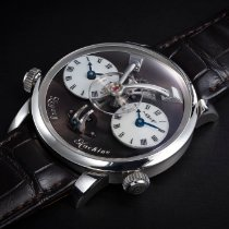 Mb&f Steel 44mm Manual winding pre-owned United States of America, New York, New York