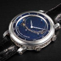 Patek Philippe Celestial Or blanc 43mm Bleu