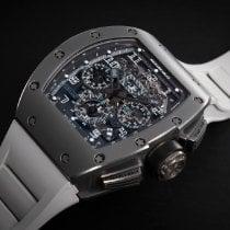 Richard Mille RM 011 Titanio Transparente