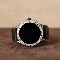 TAG Heuer Titanium Quartz Black 45mm new Connected