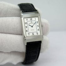 Jaeger-LeCoultre Reverso Classique pre-owned 23mm Silver Buckle