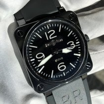Bell & Ross BR 01-92 Ceramic 46mm Black United States of America, Texas, Frisco
