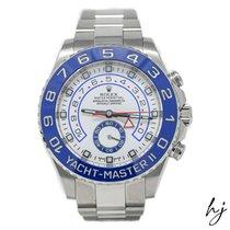 Rolex Yacht-Master II Steel 44mm White No numerals United States of America, California, Fullerton