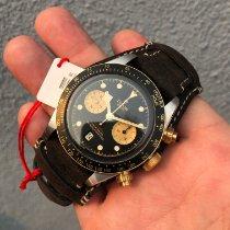 Tudor Black Bay Chrono Gold/Steel 41mm Black No numerals United States of America, California, Calabasas