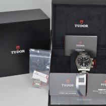 Tudor Black Bay Chrono Steel 41mm Black No numerals United States of America, California, Stockton