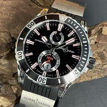 Ulysse Nardin Diver Chronometer Steel 44mm Black