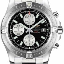 Breitling Colt Chronograph Automatic Steel 44mm Black United States of America, California, Moorpark