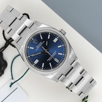 Rolex Oyster Perpetual 36 Staal 36mm Blauw Nederland, Maastricht