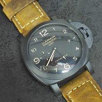 Panerai Luminor 1950 3 Days GMT Automatic PAM 00441 Очень хорошее Керамика 44mm Автоподзавод Россия, Саратов