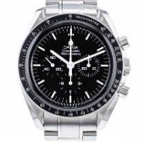 Omega Speedmaster Professional Moonwatch 35705000 Ocel 42mm Ruční natahování