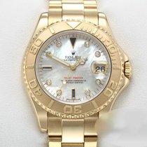 Rolex 168628 Geelgoud 2001 Yacht-Master 35mm tweedehands