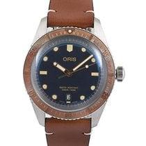 Oris Divers Sixty Five 01 733 7707 4355-07 5 20 45 Unworn Steel 40mm Automatic UAE, Dubai