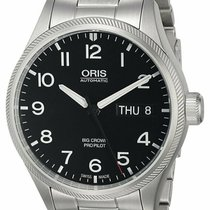 Oris Steel 45mm Automatic 752 7698 4164-MB 01 752 7698 4164-07 8 22 19 , 0175276984164-0782219 new United States of America, New York, Monsey