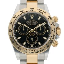 Rolex Gold/Steel 40mm Automatic 116503 pre-owned