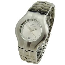 TAG Heuer Alter Ego Stahl 29mm Silber