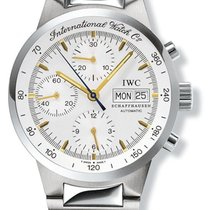 IWC GST Steel 39.7mm White United States of America, New York, NY