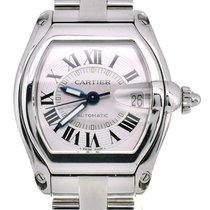 Cartier 2510 Steel Roadster 17.5mm pre-owned United States of America, New York, NY
