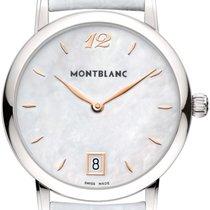 Montblanc Star Classique 108765 Unworn Steel 34mm Quartz