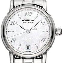 Montblanc Star 107117 Unworn Steel 36mm Automatic