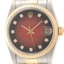 Rolex 68273G Or/Acier Datejust 31 31mm occasion