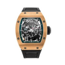Richard Mille RM 010 RM010 Very good Rose gold 48mm Automatic United States of America, Florida, Miami