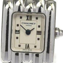 Chaumet Steel 17.5mm Quartz pre-owned