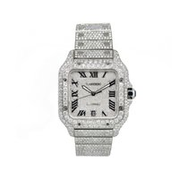 Cartier Steel 39.8mm Automatic WSSA0018 pre-owned United States of America, New York, New York