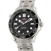 Omega Seamaster Diver 300 M Acero 42mm Negro