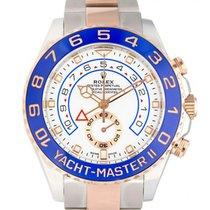 Rolex Yacht-Master II 44mm Weiß Arabisch Schweiz, Lugano