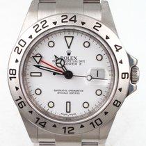 Rolex Explorer II Steel 40mm White No numerals United States of America, Florida, Largo