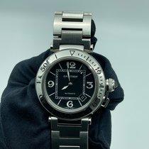 Cartier Pasha Seatimer 2790 Muy bueno Acero 40mm Automático