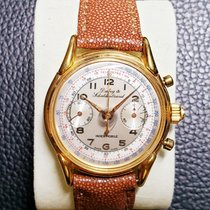 Dubey & Schaldenbrand Yellow gold 38mm Manual winding pre-owned United States of America, North Carolina, Jacksonville
