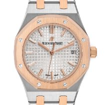 Audemars Piguet Royal Oak Lady new Automatic Watch with original box and original papers 77350SR.OO.1261SR.01