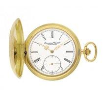 IWC Uhr gebraucht 1990 48mm Römisch Handaufzug Uhr mit Original-Box