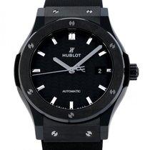 Hublot Classic Fusion 45, 42, 38, 33 mm neu 2019 Automatik Uhr mit Original-Box und Original-Papieren 542.CM.1771.RX