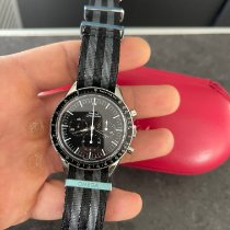 Omega Speedmaster Professional Moonwatch neu 2019 Automatik Chronograph Nur Uhr 311.32.40.30.01.001