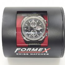Formex pre-owned Automatic 46mm Black Sapphire crystal