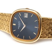Patek Philippe Yellow gold 35mm Automatic 3604 pre-owned