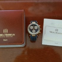 Michel Herbelin pre-owned Quartz 38mm Sapphire crystal 5 ATM