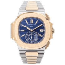 Patek Philippe Gold/Steel 40.5mm Automatic 5980/1AR-001 pre-owned United Kingdom, Epping