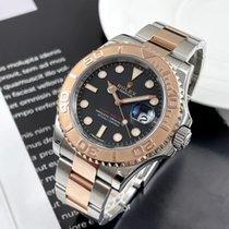 Rolex 116621-0002 Goud/Staal 2019 Yacht-Master 40 40mm tweedehands