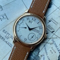 F.P.Journe Rose gold Automatic White Arabic numerals 40mm pre-owned Octa